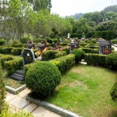 半山公墓艺术墓
